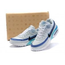 best service be1c9 af178 Hommes Nike Air Max Classic BW Blanc Bleu