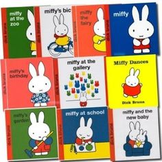 miffy books