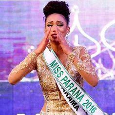 - Ela nos representou bonito, linda, negra, e arrasante. Como não se emocionar? Vem brilhar miss Brasil @santana_raissa Parabéns! Sucesso lindona 😍 😍  #Bomdia!  #Brasil #representatividade