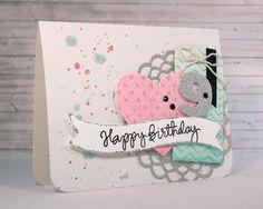 Happy Birthday 9 Card by Carissa Wiley - Scrapbook.com