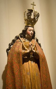 Virgin Mary, Peruvian