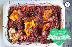 Healthy BBQ Baked Beans