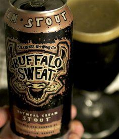 Buffalo Sweat from Tallgrass Brewing. We have a winner!!