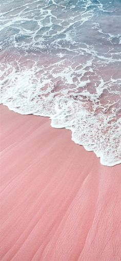 pink wawes iPhone X wallpaper #sand #water #deep #Bali #Indonesia  #Wallpaper #Background #iPhoneX #iPhoneXS #iPhoneXR
