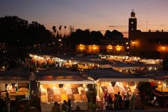 Marrakech is one of the exotic destinations you have to visit at least once in your life. There are numerous places to visit and sights to see there, such as: mosques Types Of Renewable Energy, Spa Weekend, Moroccan Art, End Of The World, Beautiful Architecture, Solar Energy, Budapest, Things To Do, Places To Visit