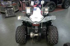 New 2017 Polaris Outlaw® 110 ATVs For Sale in West Virginia. PINK POWER For riders 10 years old and older with adult supervision Parent-adjustable speed limiter Electronic Fuel Injected (EFI) 112 cc Engine
