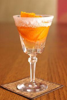 recette brandy crusta cocktail