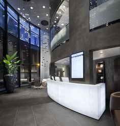 Fletcher Hotel / Benthem Crouwel Architects
