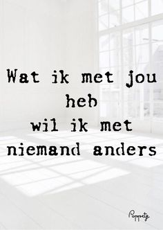 Numberone Tutorial and Ideas New Love, Love You, Just For You, Best Quotes, Love Quotes, Inspirational Quotes, Love Words, Beautiful Words, Dutch Quotes