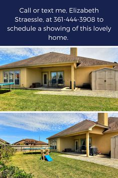 Fall in love with the charm and character of this Corpus Christi home for sale.  #HomesForSaleInCorpusChristiTX #HomesInCorpusChristiTX #CorpusChristiHomes #ElizabethStraessle