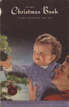 Sears Christmas Wish Book 1943