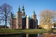 Rosenborg, lugares que no puedes perderte de Copenhague
