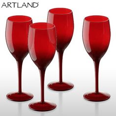 Midnight Wine Red Glasses  http://www.redcandy.co.uk/product-midnight-wine-glasses-set.php