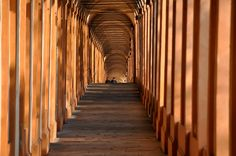 Portico San Luca, Bologna. Wanna go back. Now. it was magical when i went with paolo