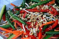 Asian Vegetable Salad