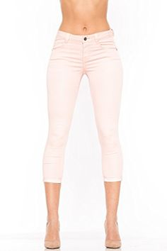Rubberband Stretch Women's Cropped Skinny Jeans (Sarina/C... https://www.amazon.com/dp/B01DKX6CVE/ref=cm_sw_r_pi_dp_0yPDxb72B0JKP