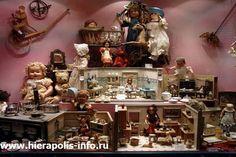 Музей игрушек в Стамбуле, Стамбульский музей игрушек, Istanbul Toy Museum