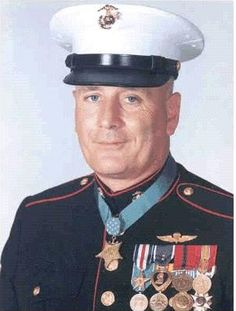"1stSgt Jimmie E. Howard, veteran of the Korean War and Vietnam War and awardee of the Medal of Honor, Silver Star, and Purple Heart (3). To learn more about this ""Giant of the Corps"" and his platoon, please visit the following link: http://www.mca-marines.org/leatherneck/giants-corps-jimmie-earl-howard-and-his-platoon"