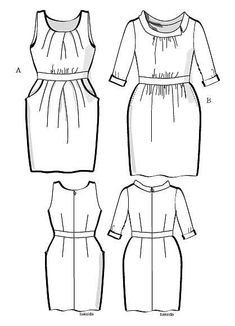 b6d995cec142 16 Best Building a Wardrobe images | Sewing patterns, Clothes ...
