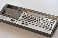 Alter Computer, Micro Computer, Home Computer, Pocket Computer, Computer Technology, Computer Gadgets, Tech Gadgets, Artificial Brain, 8 Bits
