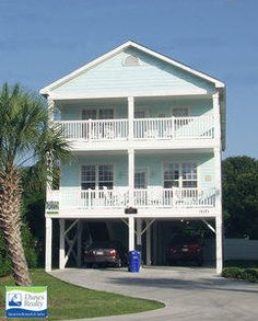 Surfside Beach Rental Beach Home: Dad's Legacy   Myrtle Beach Vacation Rentals by Dunes Realty
