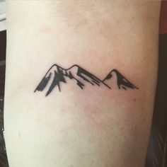 cool Top 100 mountain tattoo - http://4develop.com.ua/top-100-mountain-tattoo/ Check more at http://4develop.com.ua/top-100-mountain-tattoo/