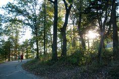 Park Trails   Missouri State Parks White River Valley Trail