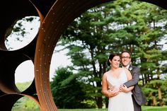 #kellybenevenuto #decordova #wedding #outdoor #museum #sculpture #park