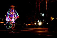 Cycle rules for lights & reflectors