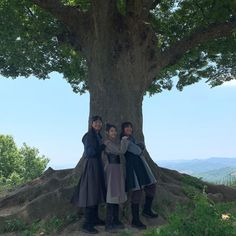Image may contain: one or more people, people standing, tree, outdoor and nature Lee Taesun, Lee Shin, My Childhood Friend, Moon Lovers, Scarlet Heart, Talent Agency, Pretty Men, Second World, Drama Series