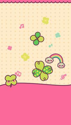 ✿Happiness iPhone5 Wallpaper.