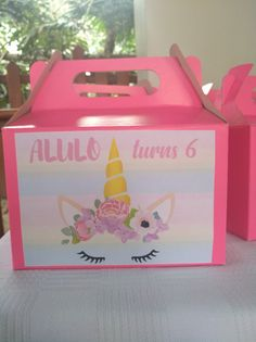 Birthday Party Themes, Toy Chest, Unicorn, Toys, Home Decor, Room Decor, Toy Boxes, A Unicorn