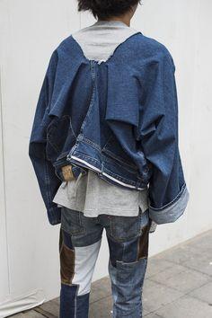 Tokyo Fashion Week SS17 Reportage by Julien Boudet