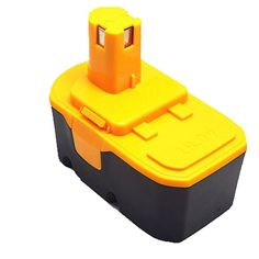 28.43$  Buy now - 18V NI-MH 2000MAh Replacement Power Tool Rechargeable Battery For Ryobi ABP1801 ABP1803 ABP-1813 BPP-1815 BPP-1817 T0.05  #buymethat