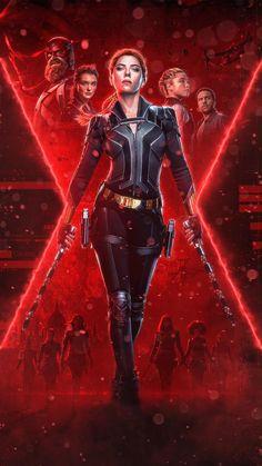 Black Widow Avengers, Black Widow Movie, Black Widow Scarlett, Black Widow Natasha, Marvel Women, Marvel Heroes, Marvel Avengers, Natasha Romanoff, Black Widow Wallpaper