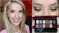 Makeup Tutorial: Nude Night Out {this is a great way to use the NEW Maybelline The Nudes Palette}