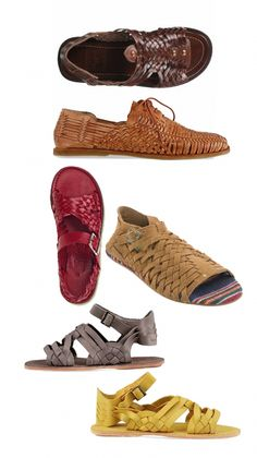 Wore them as a kid, need to get some next time I'm in Olvera st. Shoe Boots, Shoes Sandals, Women Sandals, Flat Shoes, Indian Groom Wear, Sensible Shoes, Pretty Sandals, Mexican Fashion, Mexican Designs