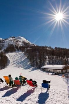 Ski the Italian way in Madesimo