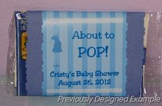 Baby Shower Favors For A Boy | Boy-Baby-Shower-Popcorn-Favors.JPG - Baby Boy Popcorn Favors