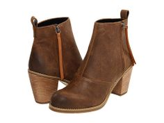 Love the look of this heel!!! DV by Dolce Vita Joust (Zappos)
