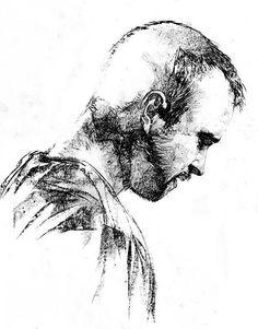 Jesse Pinkman (Breaking Bad) by Bill Sienkiewicz