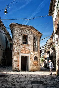 Apice Vecchia, Campania region, Benevento province_ Italy