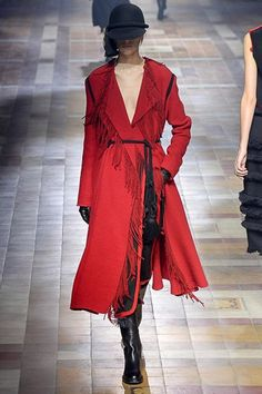 See the Lanvin autumn/winter 2015 collection