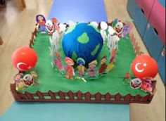 Crafts,Actvities and Worksheets for Preschool,Toddler and Kindergarten.Lots of worksheets and coloring pages. Preschool Arts And Crafts, Easy Crafts For Kids, Craft Stick Crafts, Toddler Crafts, Projects For Kids, Art For Kids, Harmony Day Activities, Earth Day Activities, Earth Craft
