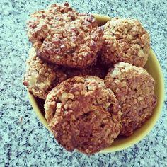 JunkFood Unmask: Cookies de Canela & Aveia