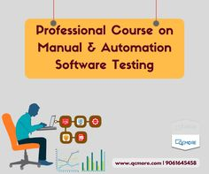 Learn Manual & Automation Testing with QCmore Software Testing Training Institute Kochi's Professional Software Testing Course. 100% Placement Assistance | Work on Live Projects | Lowest Fees Contact us for more information www.qcmore.com | 9061645458
