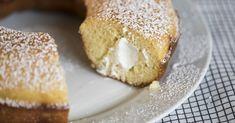 Homemade Twinkie Cake
