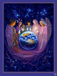 Together we can heal the world