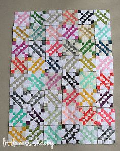Underground Railroad Mini Quilt