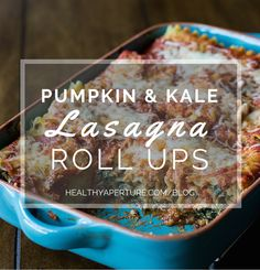 A fall combination of pumpkin and kale in this lasagna recipe creates an in-season update of classic Italian lasagna.
